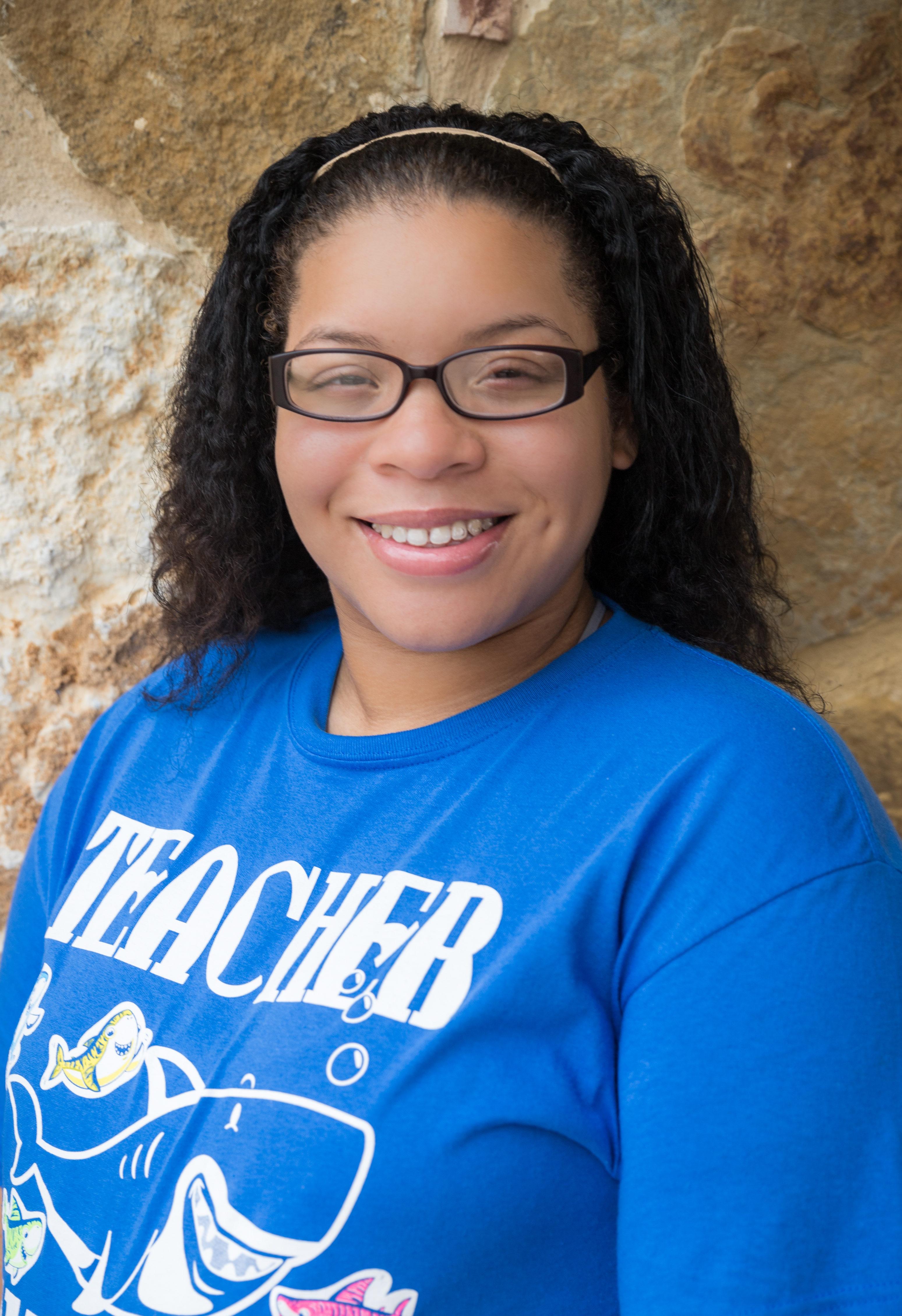 Ms. Casandra : Tots Teacher