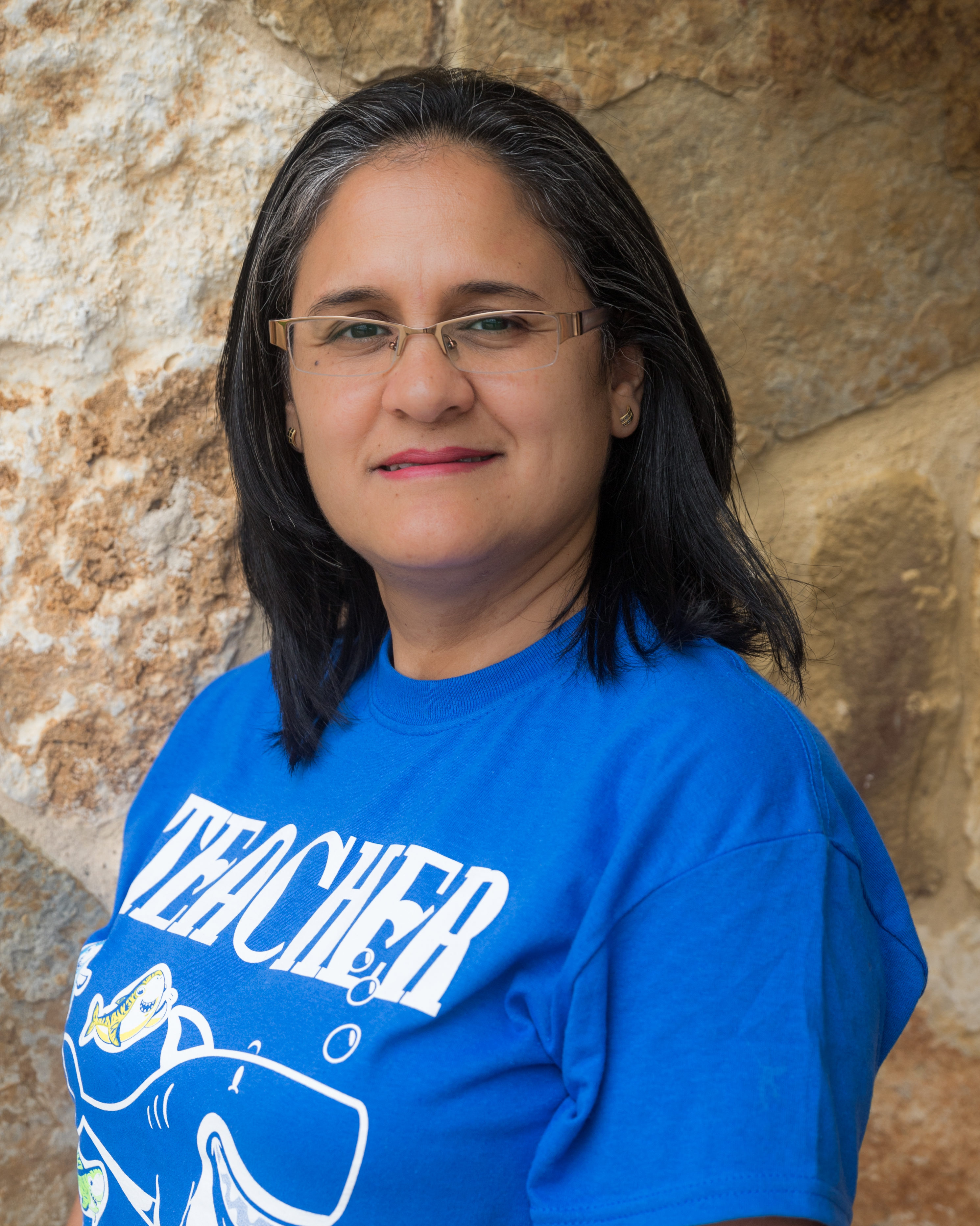 Ms. Damarys : Infants Teacher